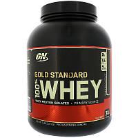 «Optimum Nutrition, 100% сыворотка, золотой стандарт, 2,27 кг)»