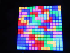Digital Led Pixel Panel 1м*1м