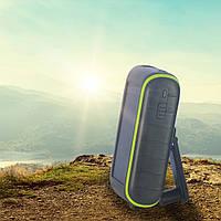 Генератор ручной + солнечная батарея + аккумулятор