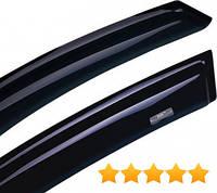 Дефлекторы окон (ветровики) для Hyundai Accent 2006-2010 HIC