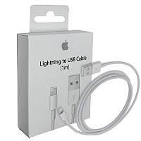 Apple Lightning to USB Cable Кабель для iPhone/iPad/iPod (MD818ZM/A)