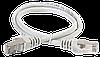 Коммутационный шнур (патч-корд), кат.5Е FTP, 0,5м, серый