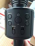Микрофон караоке HANDHELD KTV Q858 с колонкой Bluetooth, фото 3