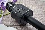 Микрофон караоке HANDHELD KTV Q858 с колонкой Bluetooth, фото 2