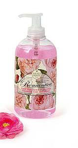 Жидкое мыло для лица и рук Nesti Dante Rose & Peony Флорентийская Роза и Пион 500мл