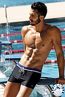 Плавательные шорты с контрастным пояском из новой коллекции Self, фото 1