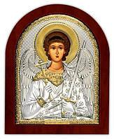 """Икона серебряная """"Ангел Хранитель"""" 200х250мм ( Греция )"""