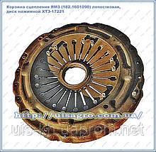 Корзина сцепления ЯМЗ (182.1601090) лепестковая, диск нажимной ХТЗ-17021
