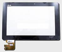 Тачскрин (сенсорное стекло) для Asus Eee Pad TF300 G01 10.1 черный