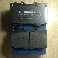 Колодки тормозные передние Land Cruiser 100 Bosch 0 986 424 640