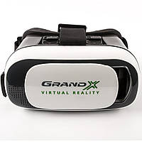 Очки виртуальной реальности Grand-X, White (GRXVR03W)