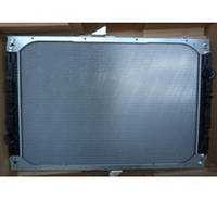 Радиатор SCANIA R с 2004- с рамкой (Perfekt cooling - Польша)