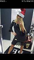 Платье Легкое Короткое Вечернее Черное Paparazzi
