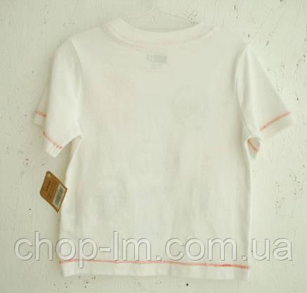 """Футболка белая Crazy8 """"Черепа"""" для мальчика 18-24 мес, 4 и 5 лет(футболка """"Черепи""""), фото 2"""