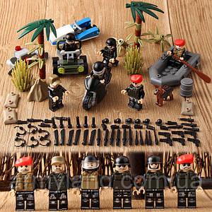 SWAT операция Меконг военный конструктор