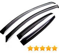 Дефлекторы окон (ветровики) для Kia Sportage 2010-> AutoClover