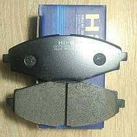 Колодки тормозные передние Lanos R13 Hi-Q SP1086