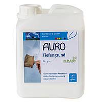 Натуральная грунтовка для стен и потолков  AURO No. 301  5 л