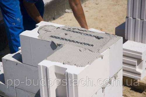 Особливості технології виробництва газосилікатних блоків