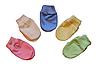 Рукавички - нецарапки для малышей