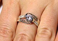 Кольцо серебро 925 проба 18 размер АРТ503