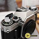 Кнопка для мягкого спуска затвора камеры - чёрная KS-01, фото 5