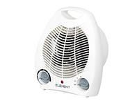 Тепловентилятор Element FH-205 White, обогреватель для дома, дуйчик, дуйка, электрообогреватель