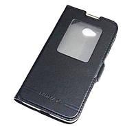 Чехол-книжка Momax для LG L70 Black