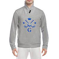 Толстовка - Король гольфа, отличный подарок купить со скидкой, недорого