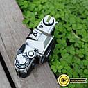 Кнопка для мягкого спуска затвора камеры - белая KS-02, фото 2