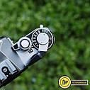 Кнопка для мягкого спуска затвора камеры - белая KS-02, фото 6