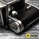 Кнопка для мягкого спуска затвора камеры - белая KS-02, фото 7