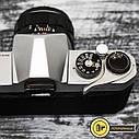 Кнопка для мягкого спуска затвора камеры - белая KS-02, фото 3
