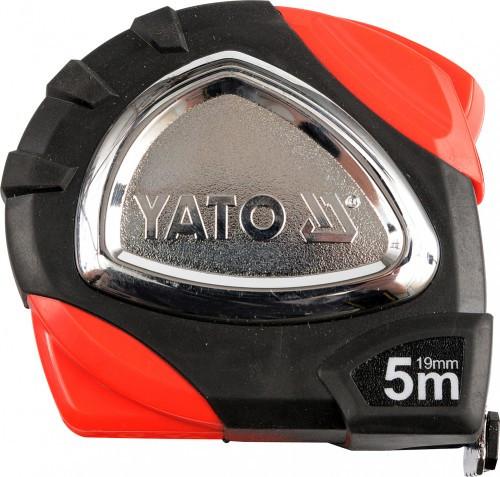 Рулетка строительная (измерительная) 16мм х 3м YATO YT-7116