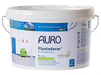 Натуральная краска для стен и потолков  Plantodecor premium  AURO No. 524  5 л