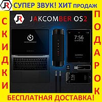 Блютуз Колонка JAKCOMBER OS2 Фонарик на 5 режимов, FM Радио, Повер Банк 5200mah, microUSB SD AUХ ПОДАРОК!