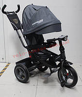Детский техколесный велосипед T-400 TRINITY ECO материалом надувные колеса