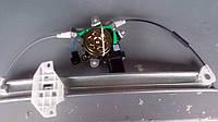 Стеклоподъемник электро Ланос, Сенс передний левый CRB, фото 1