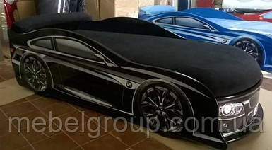 Ліжко машина БМВ чорна