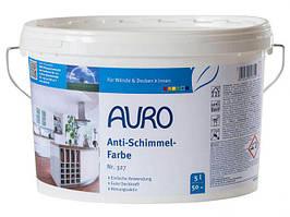 Натуральна вапняна фарба проти цвілі AURO No. 327 5 л