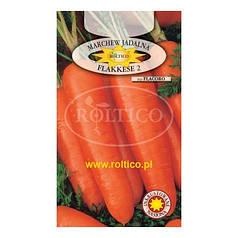 Семена моркови Флакесе 20г