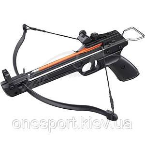 Арбалет Man Kung MK-50A2, Рекурсивный, пистолетного типа, алюм. рукоять ц:черный (код 232-452930)