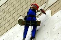 Утепление стен пенопластом в Киеве