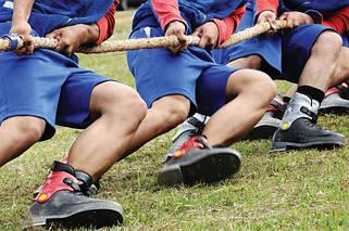 Спортивні канати для перетягування