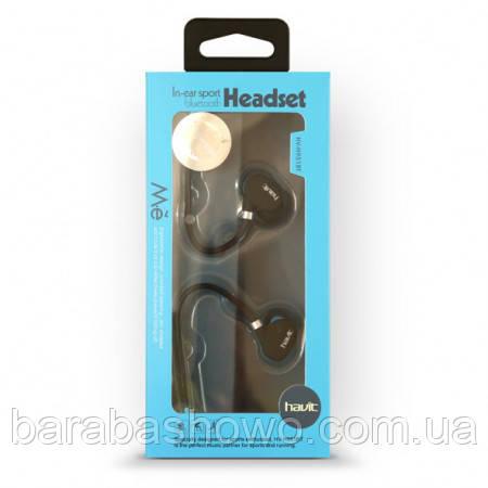 Бездротові навушники HAVIT HV-H951BT, black, з мікрофоном