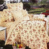 Двуспальный комплект постельного белья Viluta 9562 ранфорс