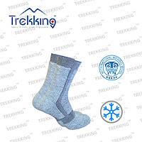 "Зимние трекинговые носки ""ShortWinter""  ТМ ""Trekking"" , фото 1"
