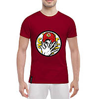 Мужская футболка - John Sena, отличный подарок купить со скидкой, недорого