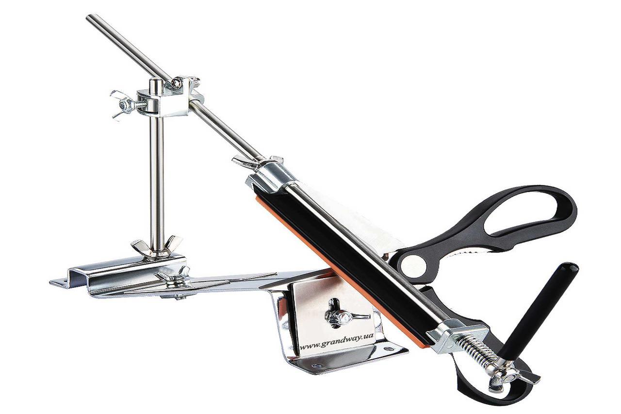 Точилка для ножей металлическая Ruixin Touch Pro Steel (30081))