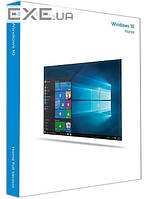 Програмне забезпечення Microsoft Windows 10 Home 32-bit/ 64-bit English USB RS (KW9-00477)
